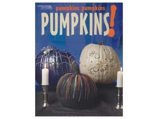 books & patterns: Leisure Arts Craft Pumpkins Pumpkins Pumpkins Book