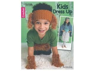 books & patterns: Leisure Arts Crochet Kids Dress Up Book