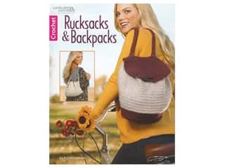 books & patterns: Leisure Arts Rucksacks & Backpacks Book