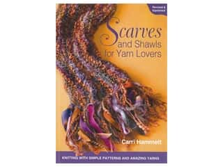 yarn: Leisure Arts Scarves Shawls For Yarn Lovers Knit Book