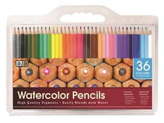 Art Advantage Watercolor Pencil Set 36pc