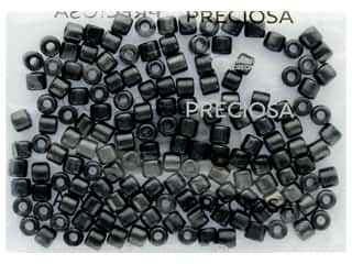 craft & hobbies: John Bead Czech Rola Bead 7.7mm Opaque Hematite