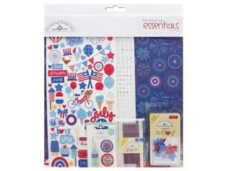 Doodlebug Essentials Kit - Land That I Love