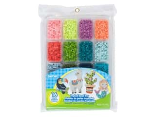 beading & jewelry making supplies: Perler Fused Bead Tray Tropical