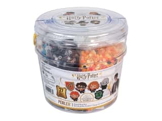 beading & jewelry making supplies: Perler Fused Bead Kit Bucket Large Harry Potter