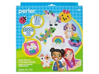 projects & kits: Perler Fused Bead Kit Box Small Fun With Beads