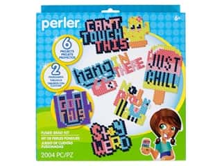 projects & kits: Perler Fused Bead Kit Box Small Just Say It
