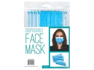PA Essentials Disposable Face Mask 4 pc.
