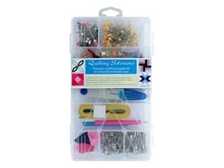 Allary Quilting Solutions Supply Kit with Storage Box