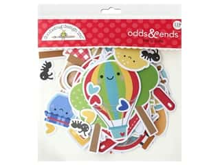 Doodlebug Collection Bar-B Cute Odds & Ends