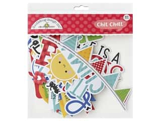 Doodlebug Collection Bar-B Cute Chit Chat