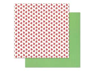 "Doodlebug Collection Bar-B Cute Paper 12""x 12"" Slice Of Summer (25 pieces)"