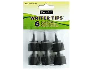 DecoArt Writer Tips 6 pc.