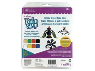 Sculpey SuperFlex Bake & Bend Clay Kit