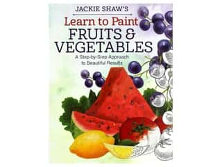 books & patterns: Design Originals Learn To Paint Fruits & Vegetables Book