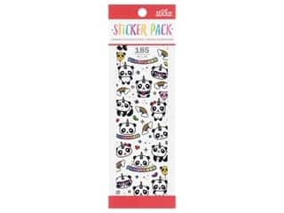 EK Sticko Stickers Pack Panadacorn