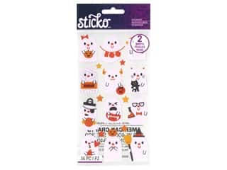 Sticko Stickers - Ghost Party