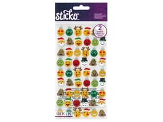 Sticko Stickers - Holiday Emojis