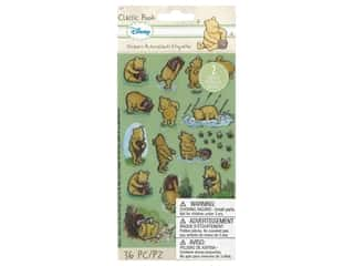 EK Disney Sticker Classic Pooh