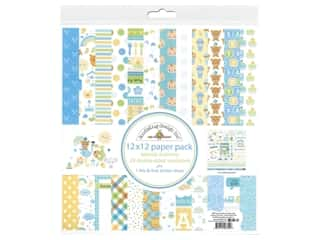"Doodlebug Collection Special Delivery Paper Pack 12""x 12"""