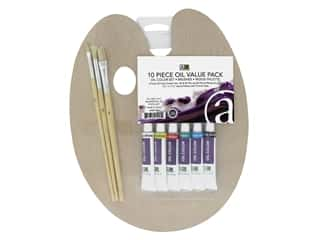 Art Advantage Oil Paint Value Pack 10 pc.
