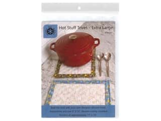Around The Bobbin Hot Stuff Trivet Extra Large Pattern