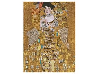 craft & hobbies: Diamond Dotz Facet Art Kit Advanced Woman In Gold Klimt