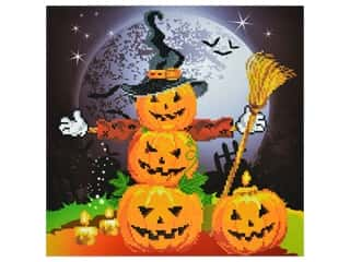 Diamond Dotz Intermediate Kit - Halloween Scarecrow