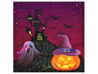 Diamond Dotz Facet Art Kit Intermediate Happy Halloween