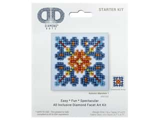 Diamond Dotz Facet Art Kit Starter Autumn Mandala