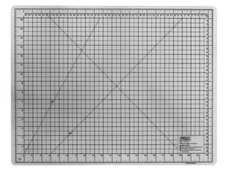 Pro Art Cutting Mat 17 x 22 1/2 in. Translucent White