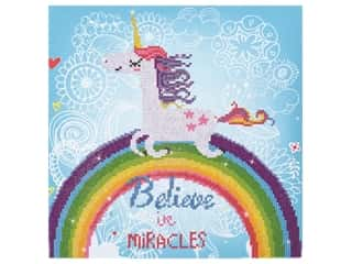 craft & hobbies: Diamond Dotz Intermediate Kit - Believe In Miracles