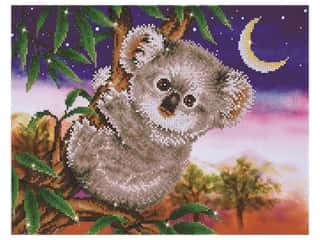 beading & jewelry making supplies: Diamond Dotz Intermediate Kit - Koala Snack