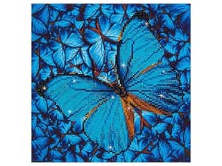 Diamond Dotz Intermediate Kit - Flutterby Blue