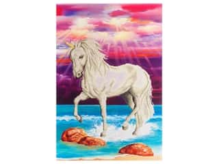 craft & hobbies: Diamond Dotz Advanced Kit - Magical Unicorn