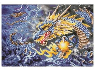 craft & hobbies: Diamond Dotz Advanced Kit - Mythical Dragon