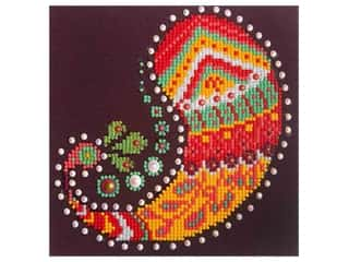 craft & hobbies: Diamond Dotz Beginner Kit - Paisley Groove