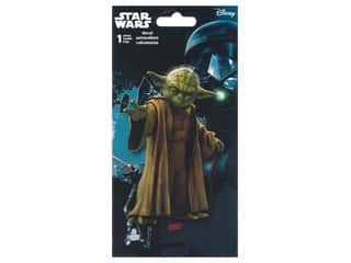 SandyLion Decal Star Wars Saga Yoda