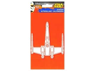 scrapbooking & paper crafts: SandyLion Sticker Star Wars X Wing