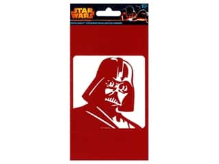 scrapbooking & paper crafts: SandyLion Sticker Star Wars Darth Vader