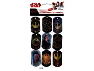 scrapbooking & paper crafts: SandyLion Sticker Star Wars Lenticular