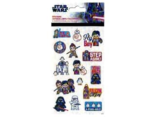 scrapbooking & paper crafts: SandyLion Sticker Star Wars Standard Fun