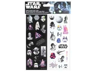 scrapbooking & paper crafts: SandyLion Sticker Star Wars Classic Jumbo Party Pack