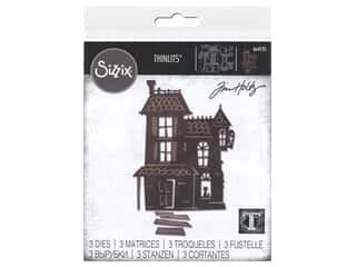 Sizzix Dies Tim Holtz Thinlits Haunted
