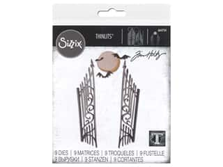 Sizzix Dies Tim Holtz Thinlits Gate Keeper