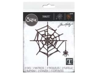 Sizzix Dies Tim Holtz Thinlits Spider Web