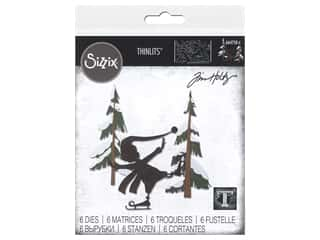 Sizzix Dies Tim Holtz Thinlits Thin Ice