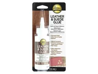 Aleene's Leather & Suede Adhesive 2 oz.
