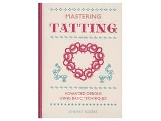 Guild of Master Craftsman Mastering Tatting Book