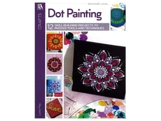 books & patterns: Leisure Arts Dot Painting Book